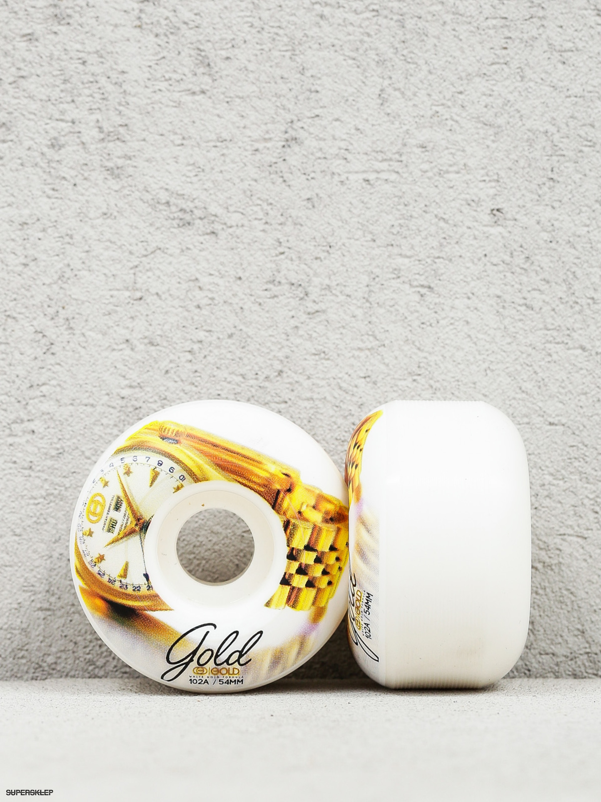 Kółka Gold Wheels Gold
