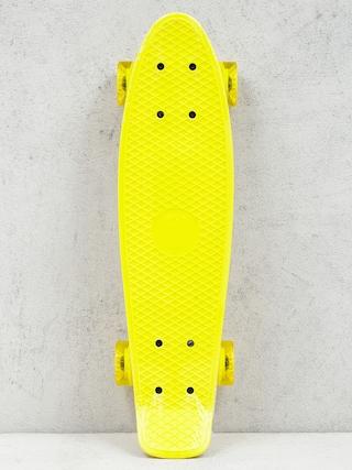 Deskorolka cruiser Fish Skateboards 01 (yellow/yellow/yellow)