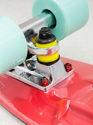 Deskorolka cruiser Fish Skateboards 01 (red/silver/green)