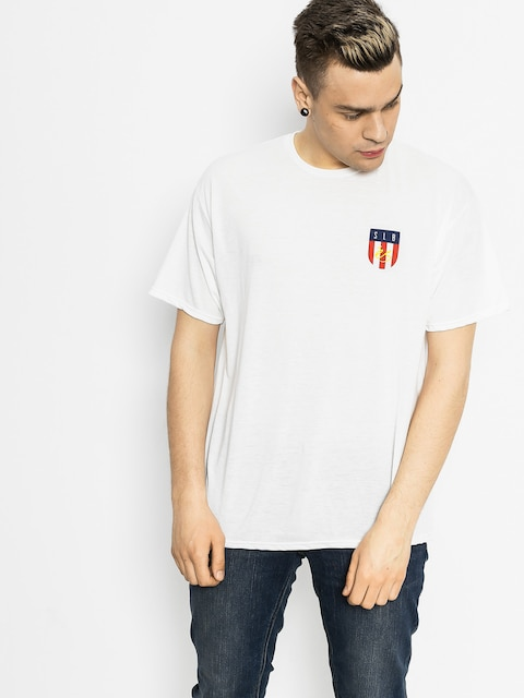 T-shirt Es Slb Tech (white)