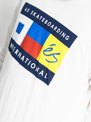 Longsleeve Es Nautical (white)