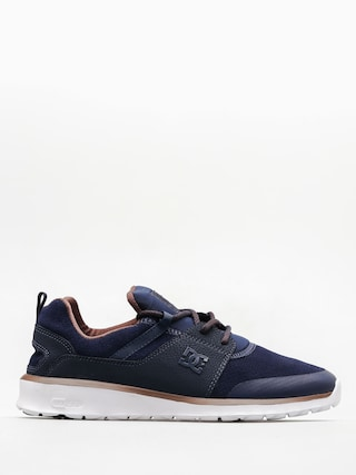 Buty DC Heathrow Prestige (navy/dark chocolate)