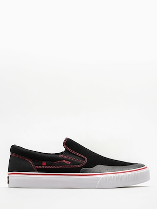 Buty DC Trase Slip On S Rt (black/red/white)