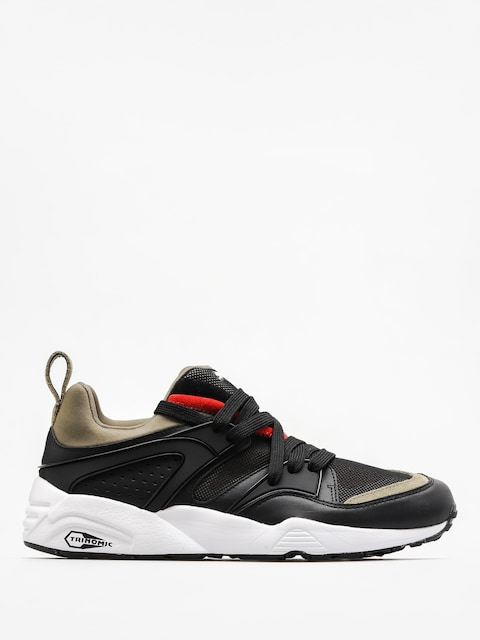 Buty Puma Blaze Of Glory Streetblock (puma black/burnt olive)