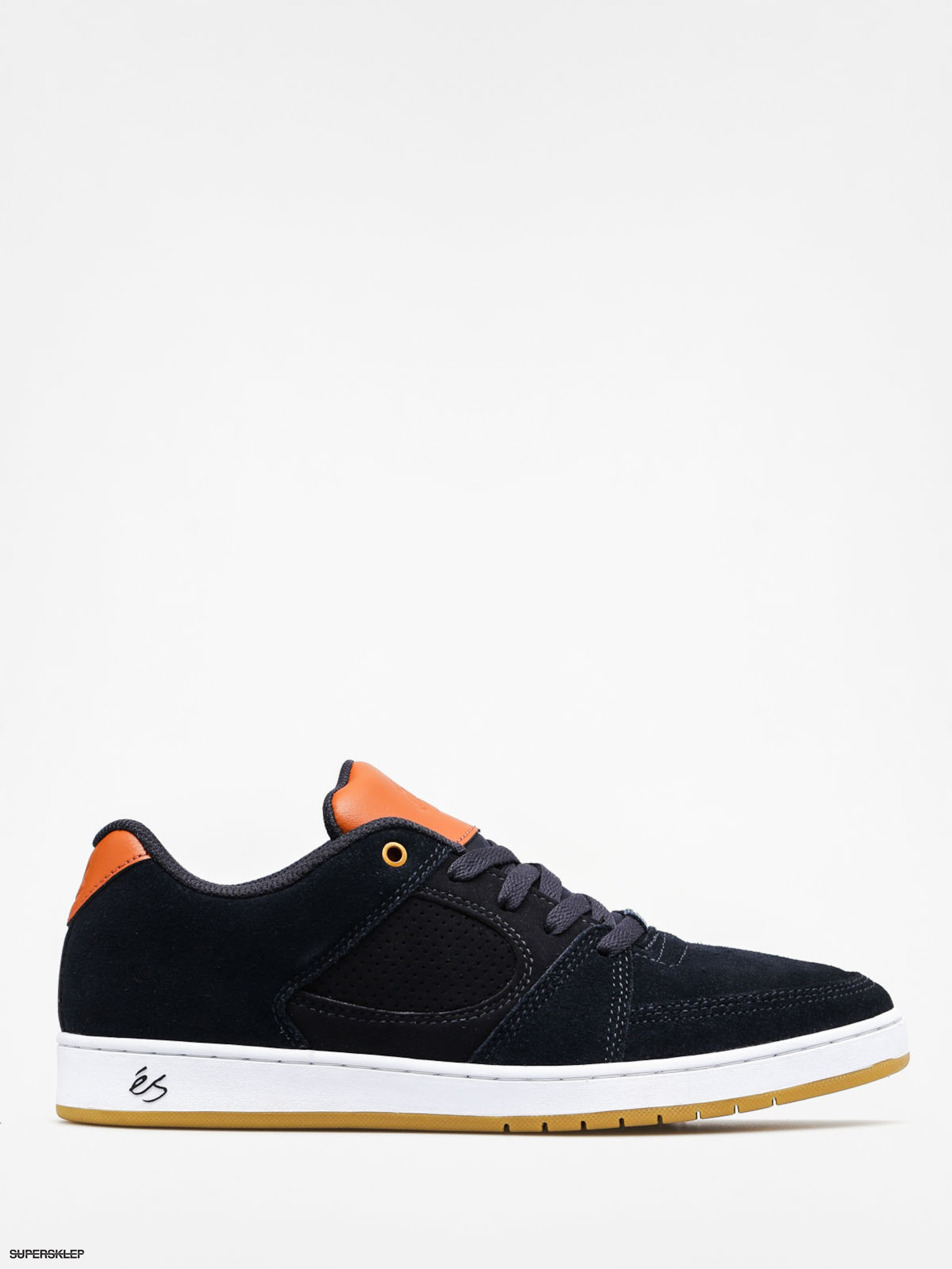 Buty Es Accel Slim (navy/brown/white)
