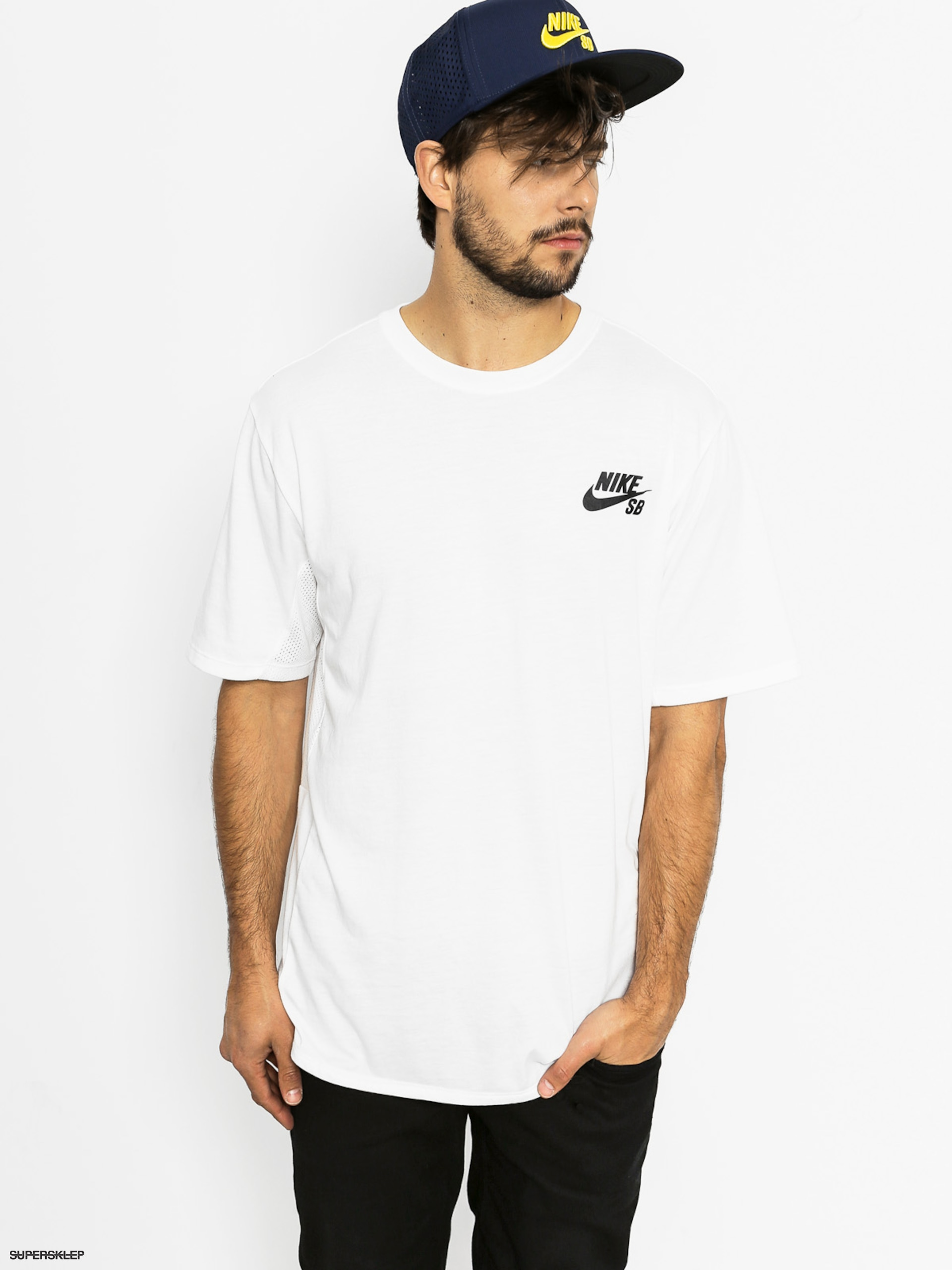 T-shirt Nike SB Sb Skyline Cool (white)