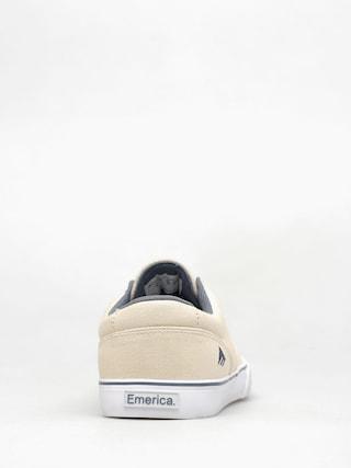Buty Emerica Provost Slim Vulc (white/blue)