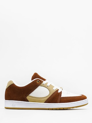Buty Es Accel Slim (brown/tan/white)
