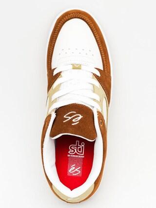 Buty Es Accel Slim (brown/tan/white)