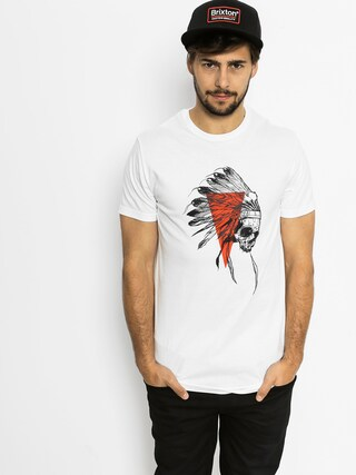 T-shirt Majesty Indian (white)