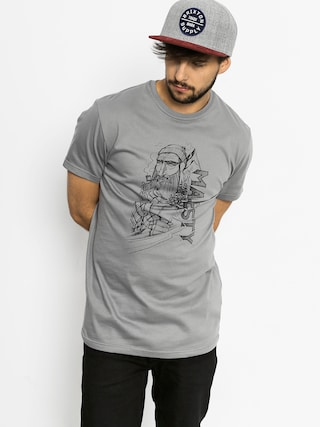 T-shirt Majesty Lumberjack (grey)
