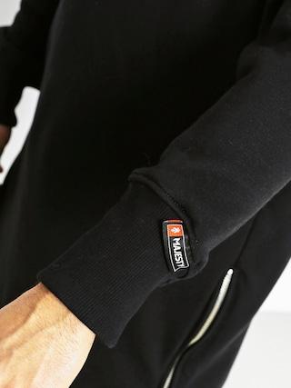 Bluza z kapturem Majesty Wolfshood HD (black)
