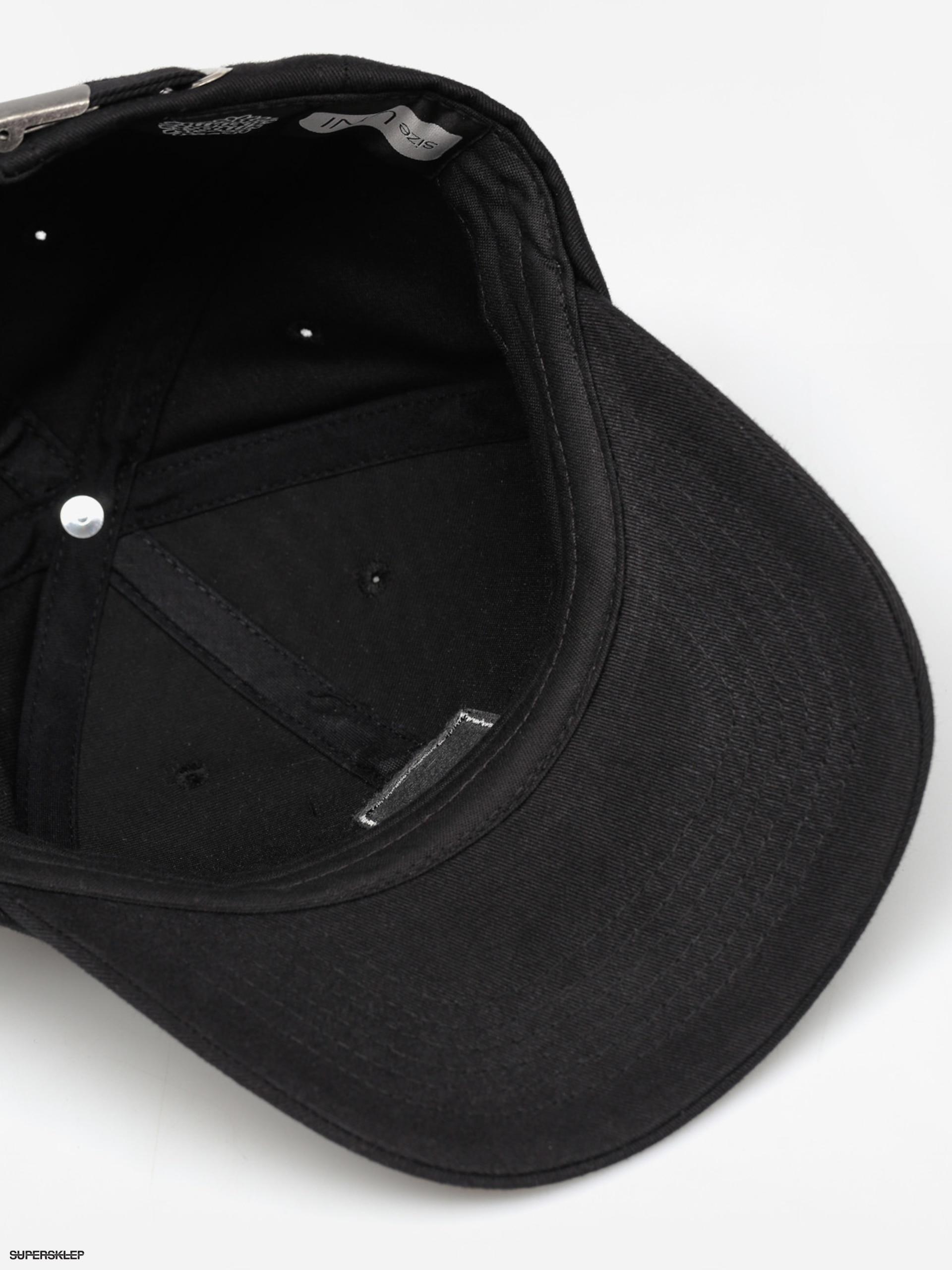 Czapka z daszkiem MassDnm Base ZD (black)