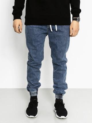 Spodnie Nervous Jogger Denim (blue/marb)