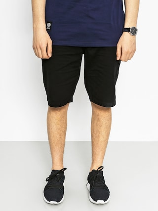 Szorty MassDnm Classic Chino Straight Fit (black)