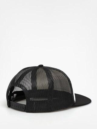 Czapka z daszkiem Etnies Flip Side ZD (black)