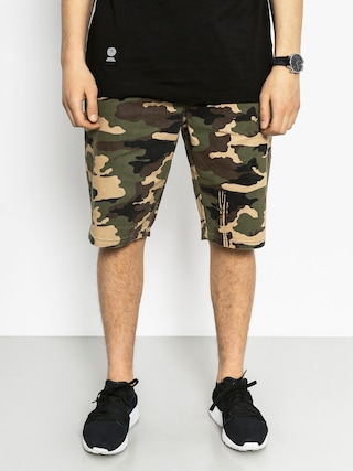 Szorty MassDnm Base Straight Fit (camo)