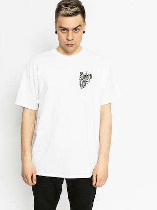 T-shirt Malita Beard And Grill (white)