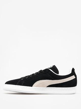 Buty Puma Suede Classic (black/white)