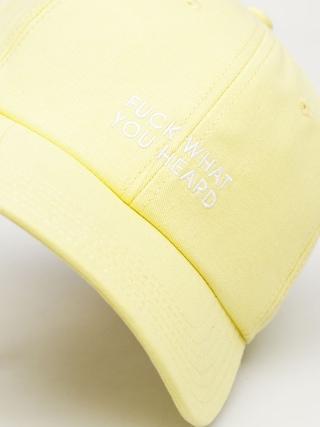 Czapka z daszkiem Cayler & Sons What You Heard ZD (yellow)