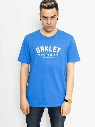 T-shirt Oakley 50I50 Oakley Original (ozone lt heather)