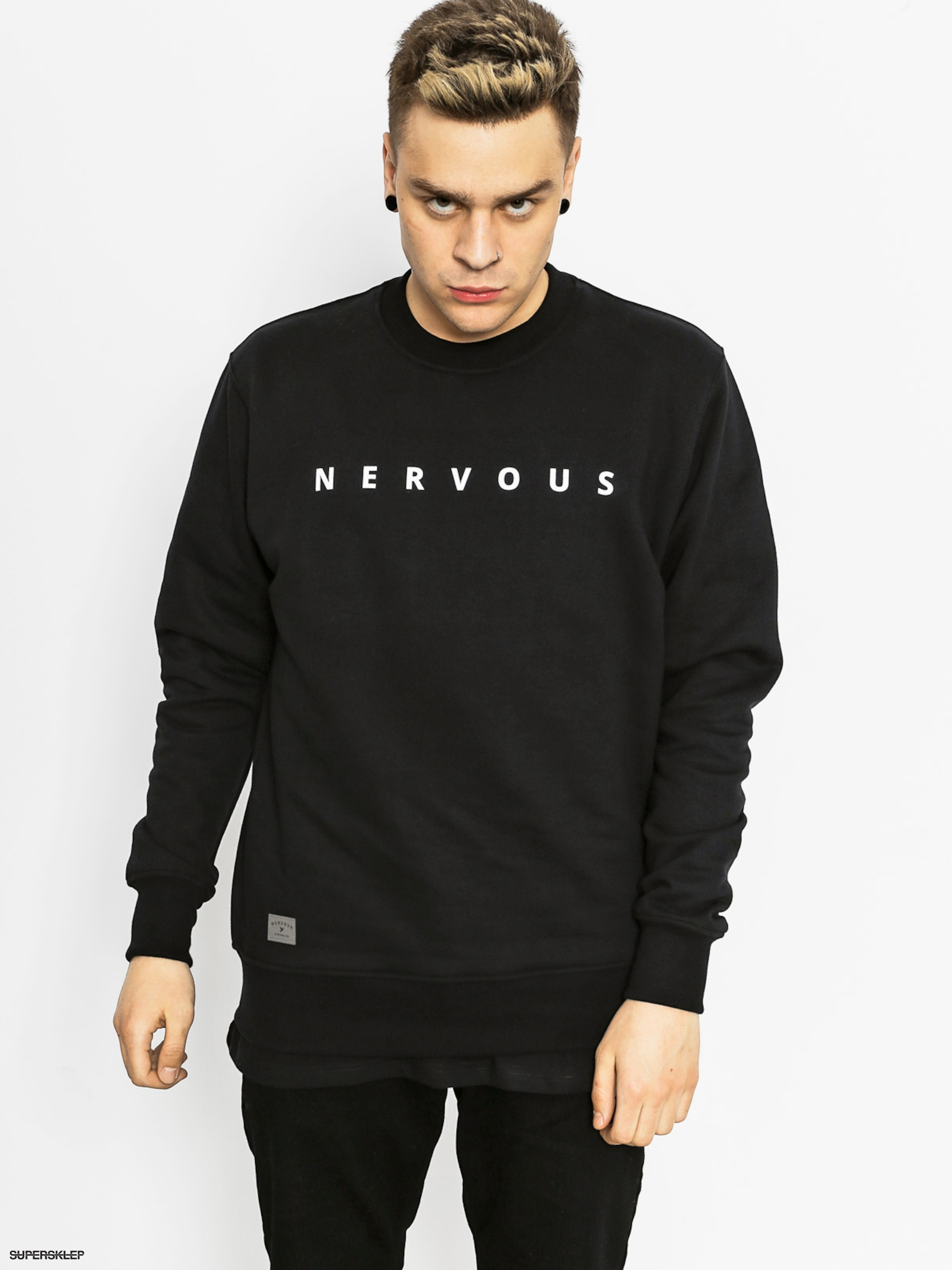 Bluza Nervous Space