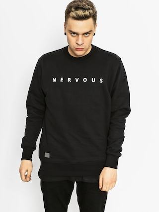 Bluza Nervous Space (black)