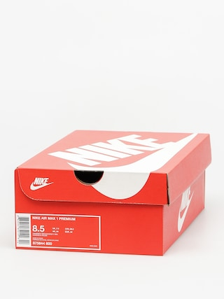 Buty Nike Air Max 1 (Premium university red/university red)