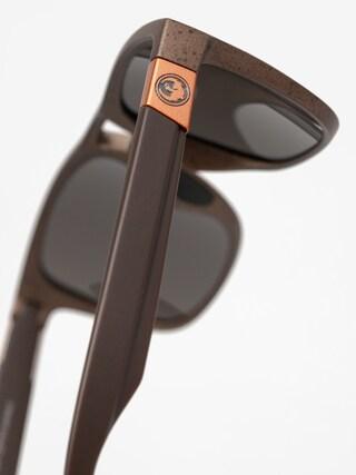 Okulary przeciwsłoneczne Dragon Roadblock (copper marble silver)
