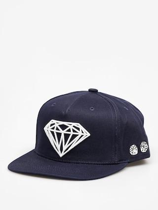 Czapka z daszkiem Diamond Supply Co. Brilliant ZD (navy)