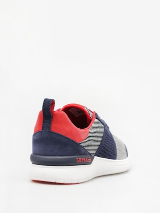 Buty Supra Scissor Wmn (navy/red white)