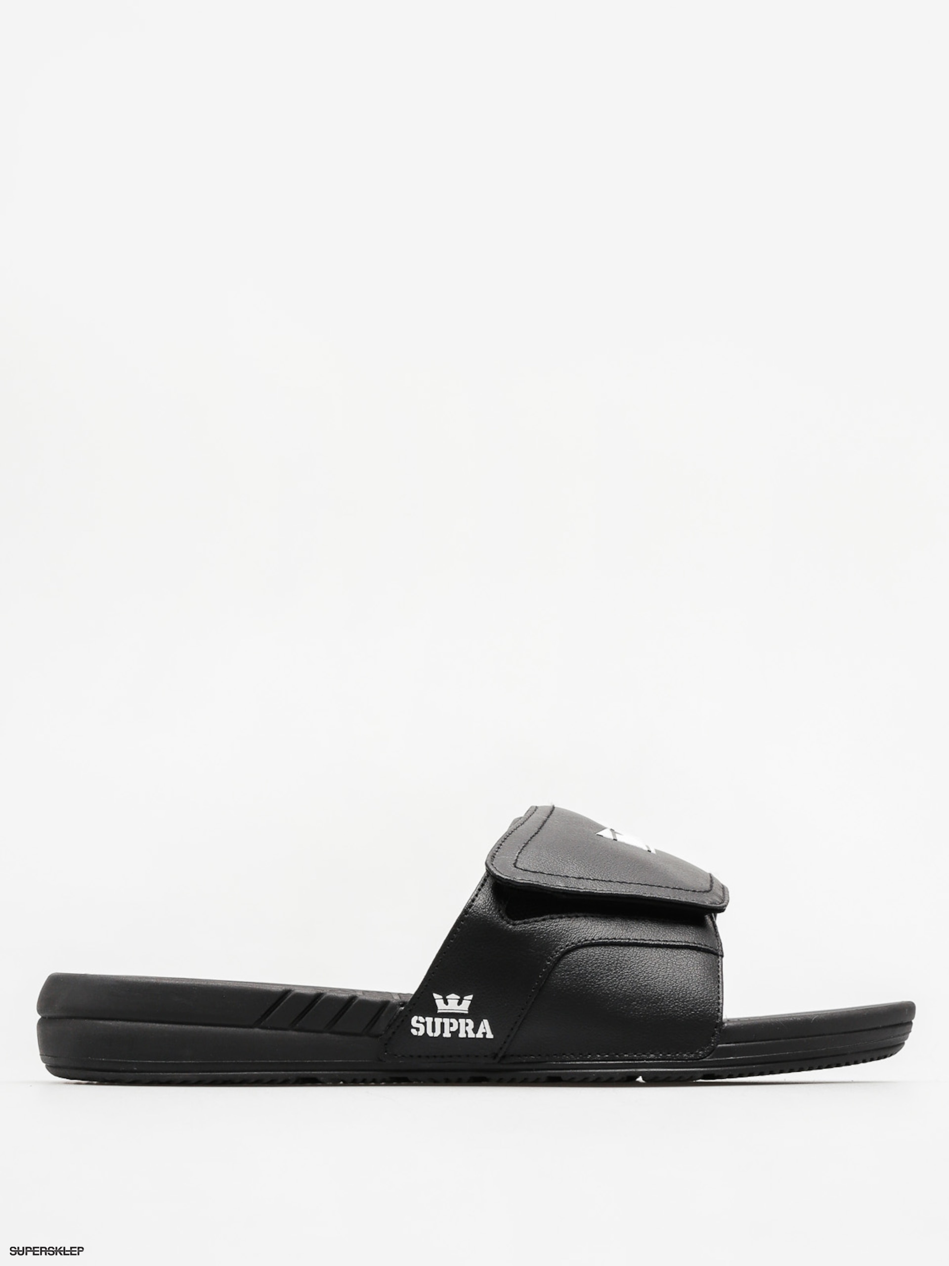 Klapki Supra Locker (black)