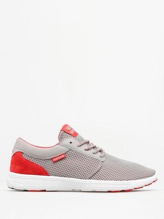 Buty Supra Hammer Run (grey red)