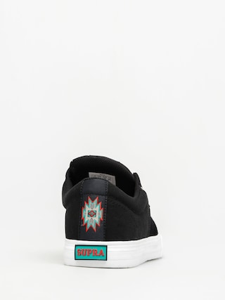 Buty Supra Stacks Vulc II (black/white)