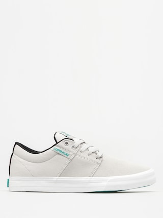 Buty Supra Stacks Vulc II (lt grey white)