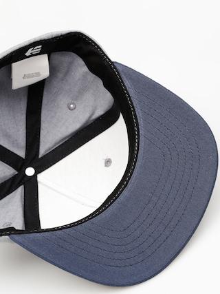 Czapka z daszkiem Etnies Corporate 5 Snap ZD (grey/blue)