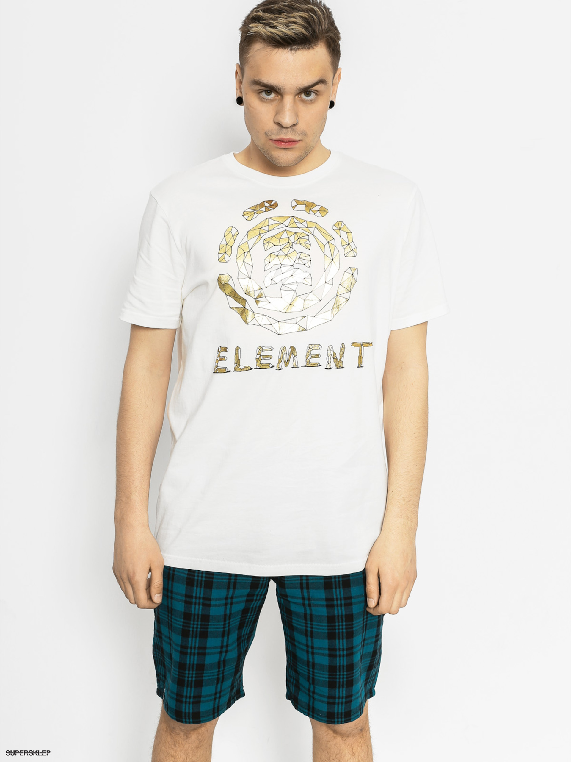 T-shirt Element Crystal
