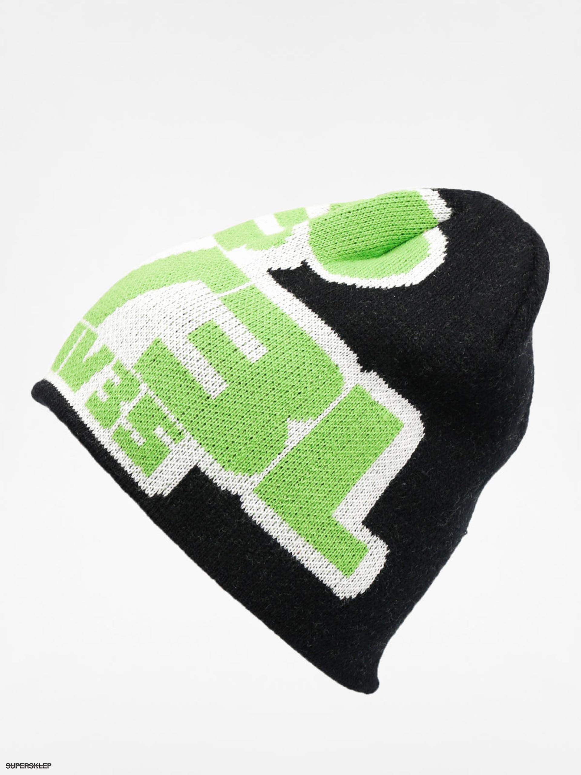 Czapka zimowa Level Street Beanie (green)