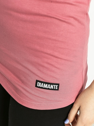 T-shirt Diamante Wear I Slay Wmn (pink)