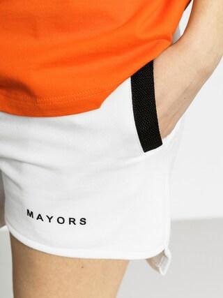 Szorty Majors Mayors Drs Wmn (white)