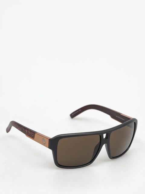 Okulary przeciwsłoneczne Dragon The Jam (polished walnut/brown)