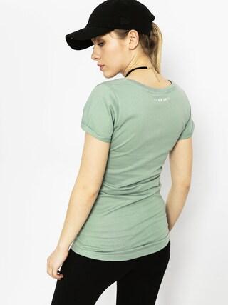 T-shirt Diamante Wear I Slay Wmn (green)