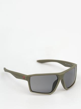 Okulary przeciwsłoneczne Dragon Tenzig (matte dark olive/smoke)