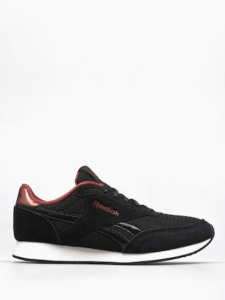 Buty Reebok Royal Cl Jogger 2 Wmn (cg black/rust met/white)