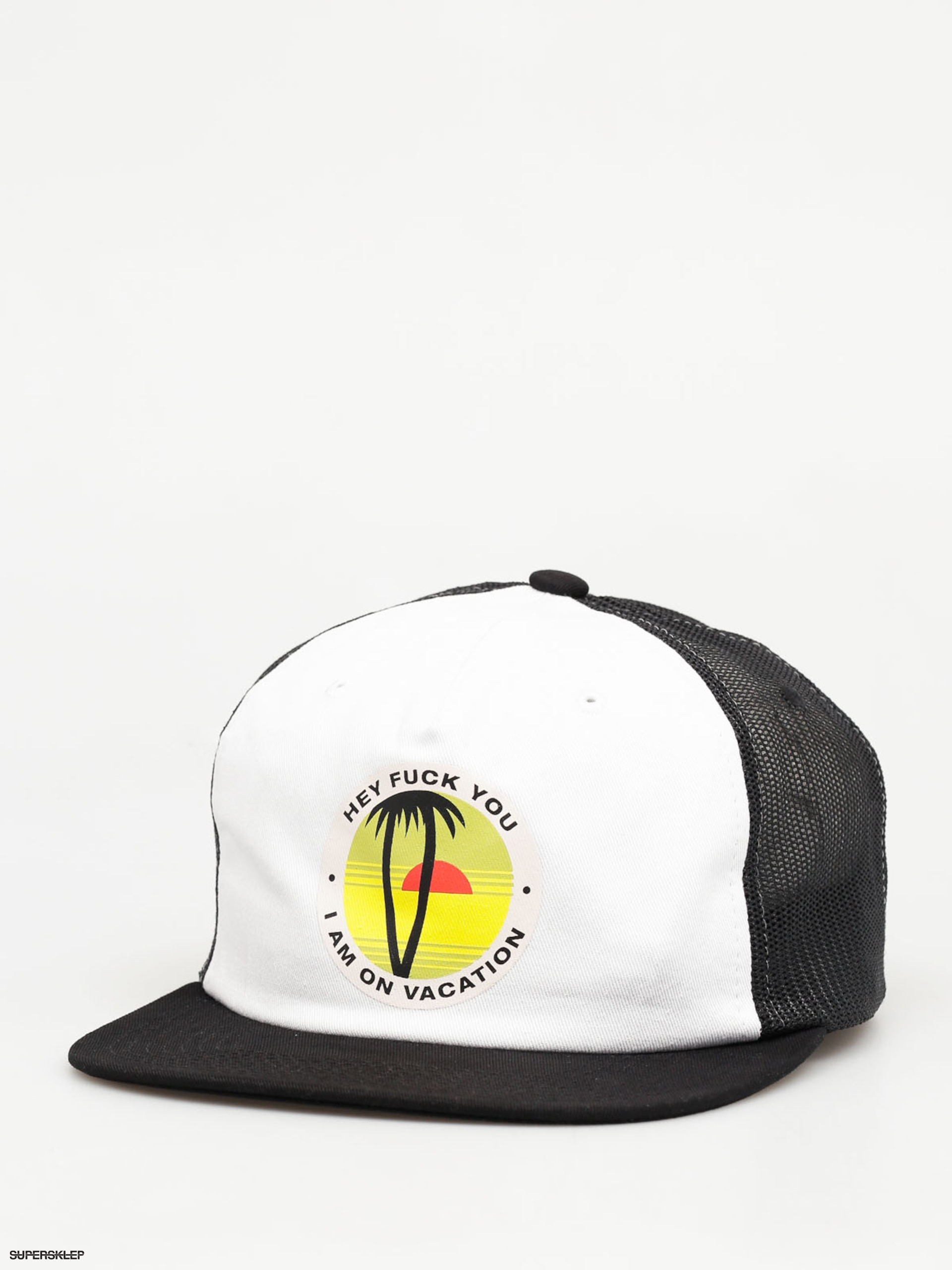 Czapka z daszkiem Diamond Supply Co. Vacation Trucker ZD