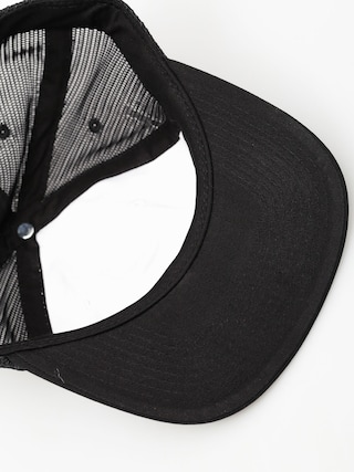 Czapka z daszkiem Diamond Supply Co. Vacation Trucker ZD (black/white)