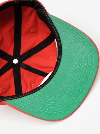 Czapka z daszkiem Diamond Supply Co. Og Script Snapback ZD (red)