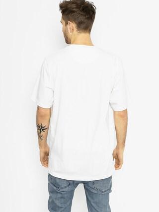 T-shirt Prosto Peace Acid (white)