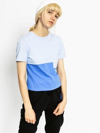 T-shirt Diamante Wear I Slay Wmn (blue)