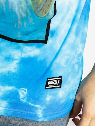 T-shirt Grizzly Griptape Rivers And Lakes (splash tie dye)